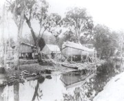 shipbuilders old photo